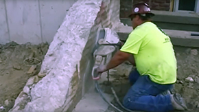 Tomlinson Cannon Gutters Concrete Waterproofing Iowa